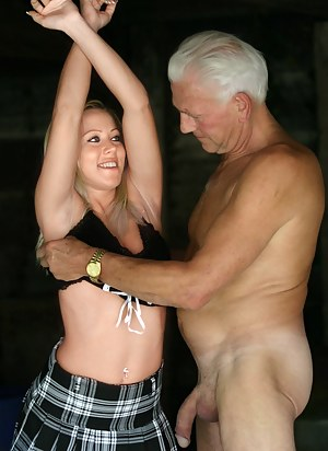 Old Man and Girl Porn Pictures